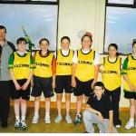 Kilcummin Ladies Basketball Team 2001