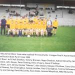 Kilcummin Minor Team 1994 V Austin-Stacks.