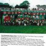 Kilcummin Minor Team 2003