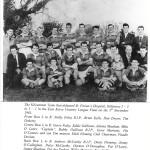 The Kilcummin Senior Team 1961