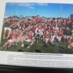 Kilcummin Senior Team, Kerry County Intermediate Chapions 2018