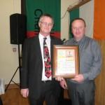 Tim Casey Merit Award 2013