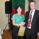 Carmel o Riordan Appreciation Award