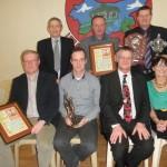 Award receipients 2013