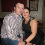 Pat and Niamh o Donoghue at gaa Social January 2014