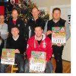 Launching Fun-Run and 2014 Calendar