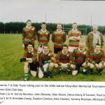 kILCUMMIN 7-A-Side Team 2004
