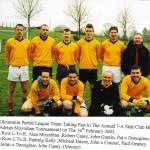 Parish League Team 2003