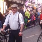 Kilcummin Rambling House Participants at The St Patricks Day Parade 2015