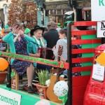 Kilcummin Rambling House Float at The 2015 St Patricks Day Parade.