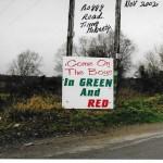 Kerry Senior County Championship Day 2002, Kilcummin V Kerins o Rahillys.