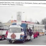 Kilcummin Gaa Float 1984