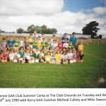 Summer Camp 1990