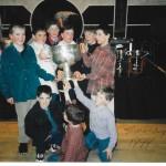 The Boys With SAM jANUARY 1998 sOCIAL