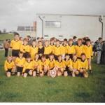 County U12 div 2 Winners 1990