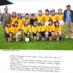 Kilcummins First East Kerry Juvenile Title 1982