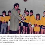 1987 Parish League Presentation