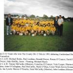 U12 Team 1991