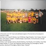 U.14 B Team 1990.
