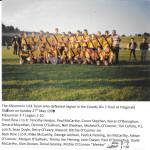 U14 County Div 2 Champions 1990