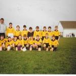Kilcummin U12 Parish League Team1990