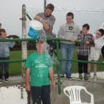 Kilcummin Gaa Chairman Willie Fleming Doing Ice- Bucket Challenge 31th August 2014.