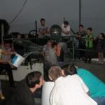 Billy Doolan & Niamh Horan Being Dunked at The Kilcummin Gaa Ice-Bucket Challenge on Sunday 31th August 2014.
