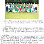 U14 Team 2000