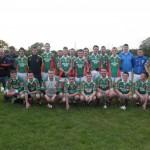 Kilcummin Junior Team 2014 East Kerry Div 2 League Champions.