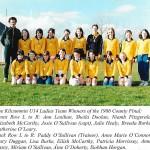u14 Ladies County Final 1986
